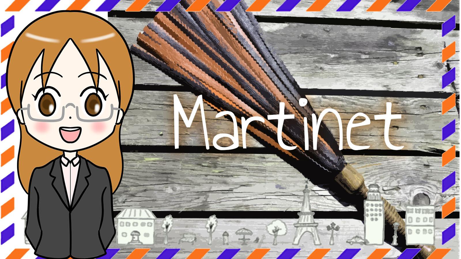 マルティネってどんな鞭?